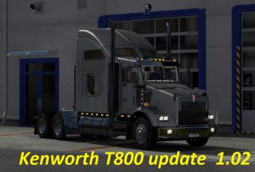 ETS 2 Mod – Kenworth T800 Düzenleme v1.02 [1.16.x]