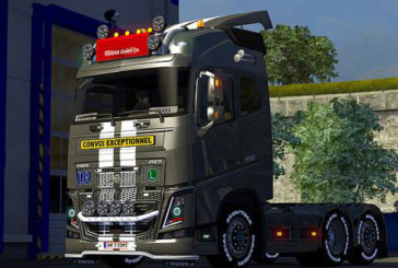 ETS 2 Mod – Volvo FH 2013 by ohaha v17.5s