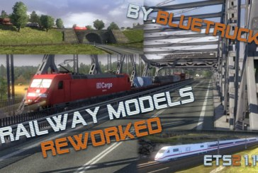 Reworked Yeni demiryolu modelleri [1.15.x]