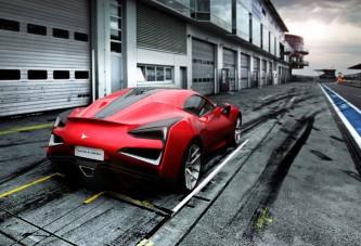 DriveClub için Icona Vulcano Aracı Geliyor!