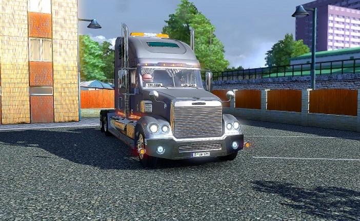 ETS 2 Mod – Freightliner Coronado Çekici [1.16.x]