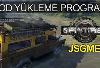 Spin Tires Mod Yükleme Programı – JSGME