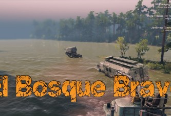 Spin Tires Multiplayer: El Bosque Bravo – Video