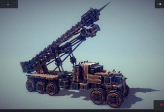 Fizik Tabanlı İnşa Simülasyonu: Besiege