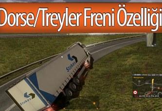 Euro Truck Simulator 2 – Dorse/Treyler Freni Özelliği