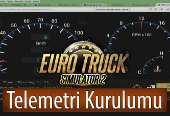 Euro Truck Simulator 2 Telemetri SDK Kurulumu [Video]