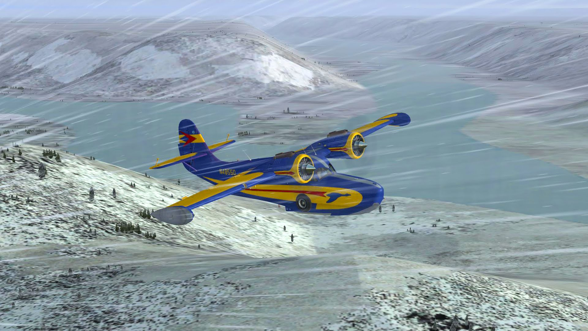 Flight Simulator X Steam Edition: Dangerous Approaches Eklentisi