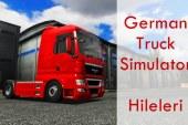 German Truck Simulator Hileleri