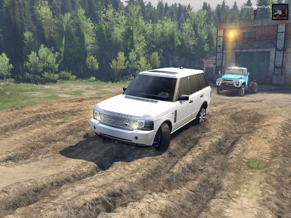 Spin Tires Mod Land Rover Range Rover Sport