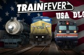 Train Fever USA DLC'si Çıktı!