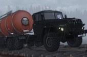 ETS 2 Mod – Ural 4320