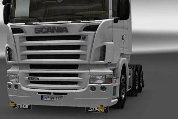 ETS 2 GT-Mike's 50k Scania R2008 Şasi Paketi