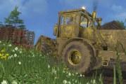 Farming Simulator 15 için Kirovets K-700A