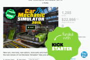Car Mechanic Simulator 2015 Kickstarter Süreci Tamamlandı
