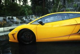 DriveClub Lamborghini Paketi Oyunculara Sunuldu!