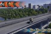 Euro Truck Simulator 2 Promods Haritası 1.91 Güncellemesi Yayınlandı