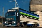 Euro Truck Simulator 2 – İskandinavya için Yeni Kargolar