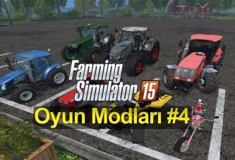 Farming Simulator 15 Oyun Modları #4