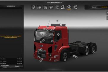 ETS 2 Mod – Ford Cargo Paketi v1