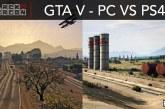 GTA 5 PC ve PlayStation 4 Grafik Karşılaştırması