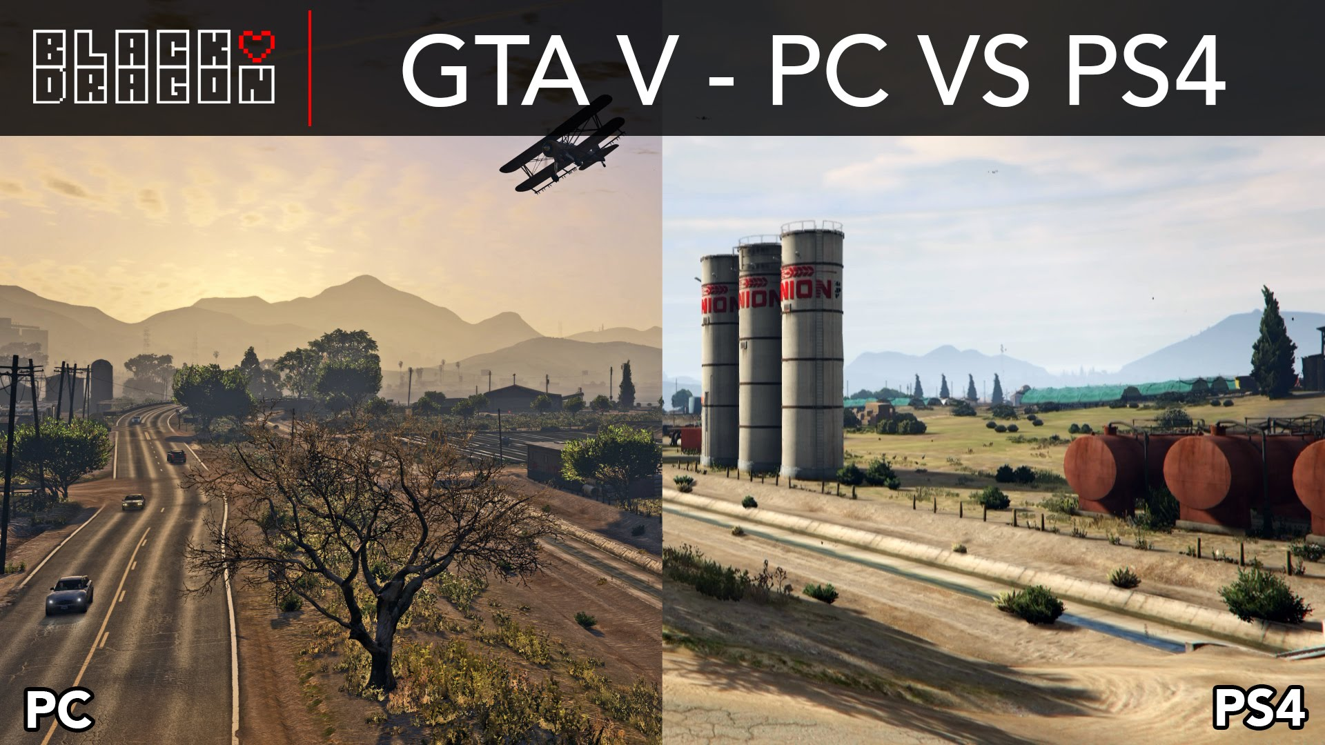 GTA 5 PC ve PlayStatio... Xbox One Vs Ps4 Graphics Gta V