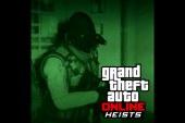 GTA Online Heists DLC'si için Kısa Tanıtım Videosu