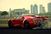 Project CARS Ücretsiz Araç: Lykan Hypersport