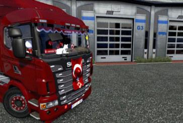 ETS 2 Scania G420 [Türk Tasarımı]