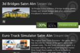 Steam Hafta Boyu İndirimlerinde Simülasyon Oyunları