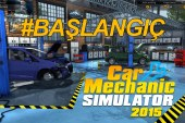 Car Mechanic Simulator 2015 – #Başlangıç
