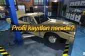 Car Mechanic Simulator 2015 Profil Kayıt Dosyaları