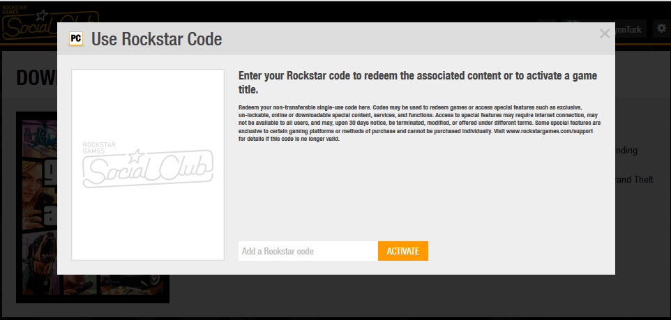 how to get rockstar activation code gta 5 pc