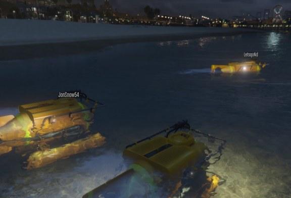 GTA Online PC – Denizaltı Macerası…