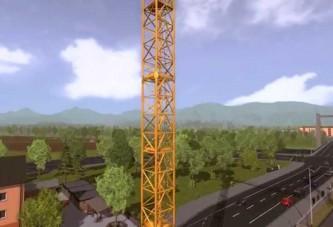 Construction Simulator 2015 İlk DLC'si Liebherr 150EC-B!