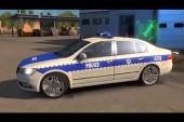 ETS 2 Multiplayer – Polis Arabası Hakkında