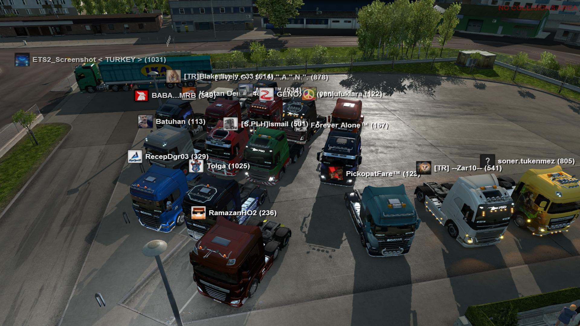 Euro truck simulator 2 multiplayer почему нет грузов