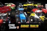 Farming Simulator 15 Konsol Sürümünün Garajı – Video