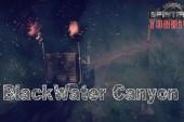 Spin Tires BlackWater Canyon Haritası