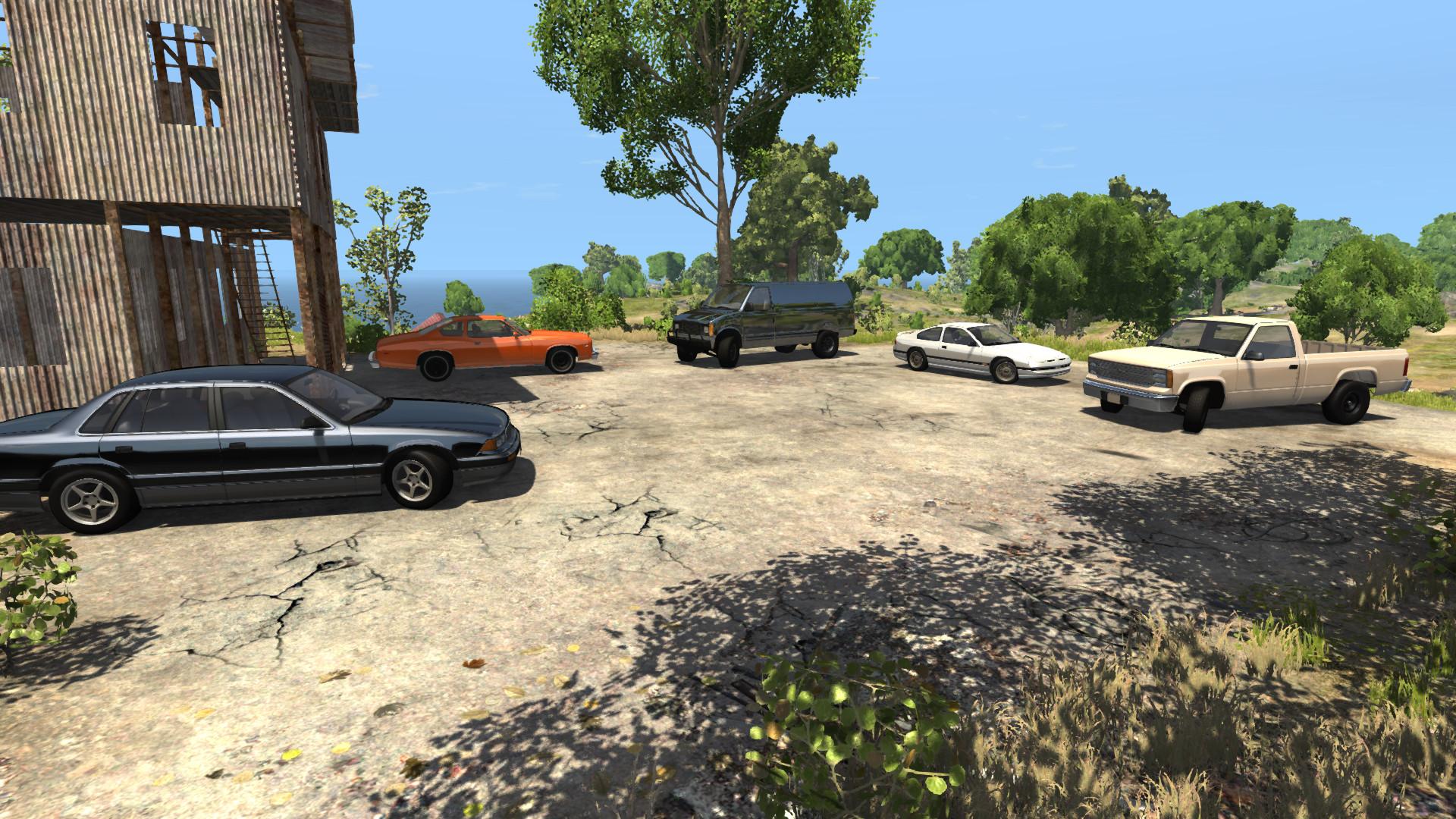 Beamng Drive Cars