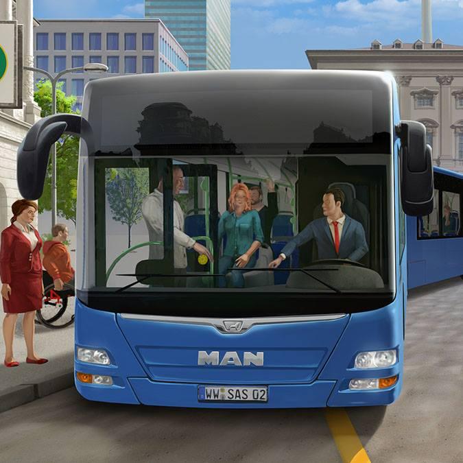 bus sumulator