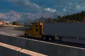 American Truck Simulator'ın Güzel Doğası!
