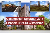 Construction Simulator 2015 Liebherr LB28 DLC [Video]