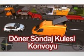 Construction Simulator 2015 Multiplayer – Döner Sondaj Kulesi Konvoyu