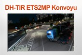 ETS 2 Multiplayer DH-TIR Konvoyu [Video]