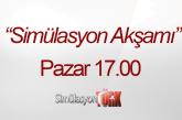 Youtube Canlı | Simülasyon Akşamı | Pazar 17.00