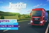 TruckSim Gamescom'da!