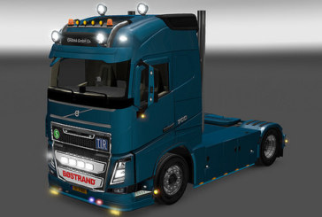 ETS 2 Volvo FH 2013 Ohaha v19.0s
