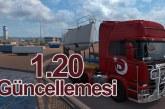 Euro Truck Simulator 2 – 1.20 Güncelleme İncelemesi [Video]