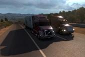 American Truck Simulator VOLVO VNL Ekran Görüntüleri