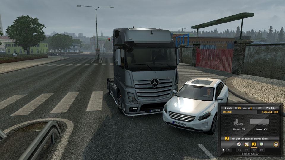 Bus Driver Hile euro truck Simulator 2 1 16